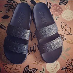 "Shoes - Victoria Secret PINK"" slides."